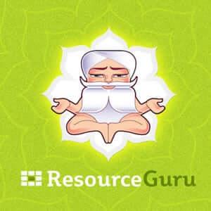 resource scheduling tool resource scheduling software resource guru