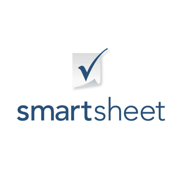 logo smartsheet - project management software tool - microsoft project alternative