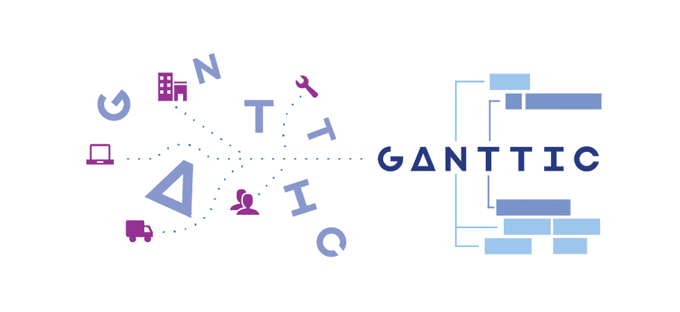 ganttic - resource planning portfolio management software