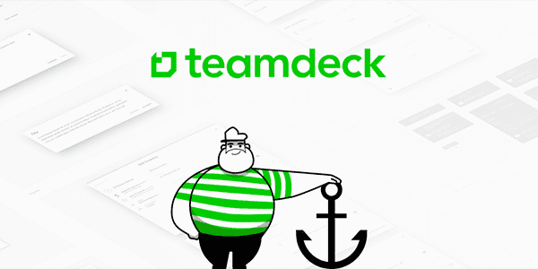 teamdeck - resource management software