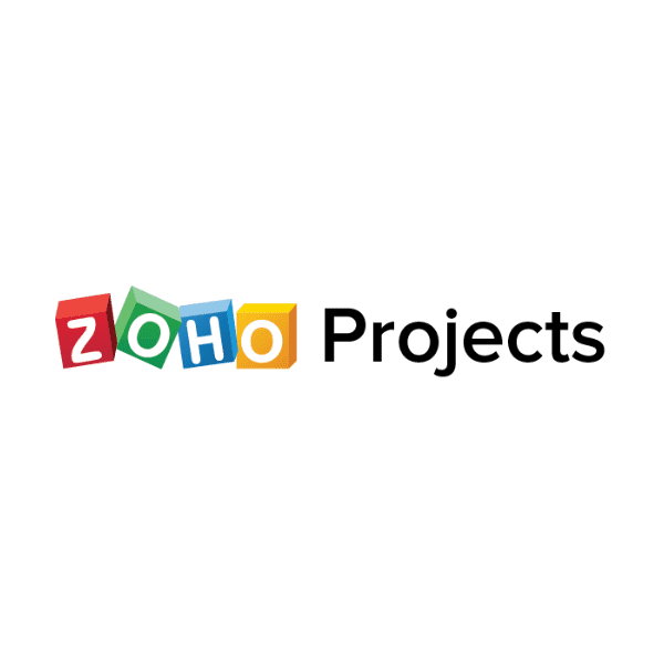 Zoho Projects logo - Microsoft Project Alternatives