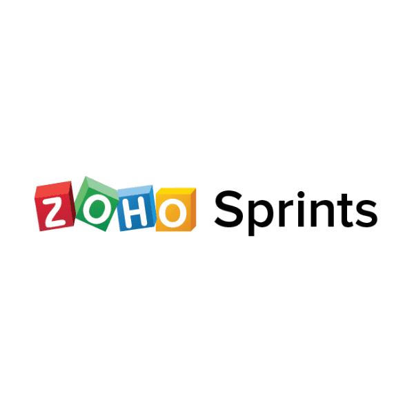Zoho Sprints logo - Agile Tools