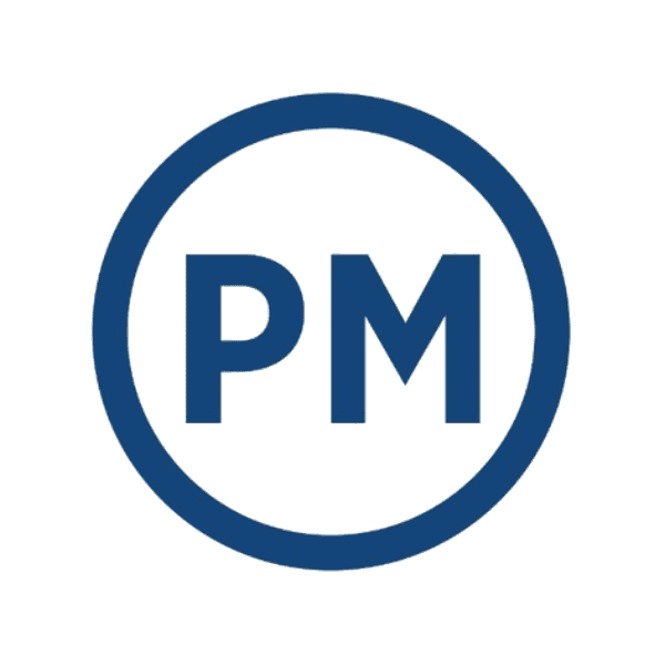 ProjectManager logo - Project Scheduling Software