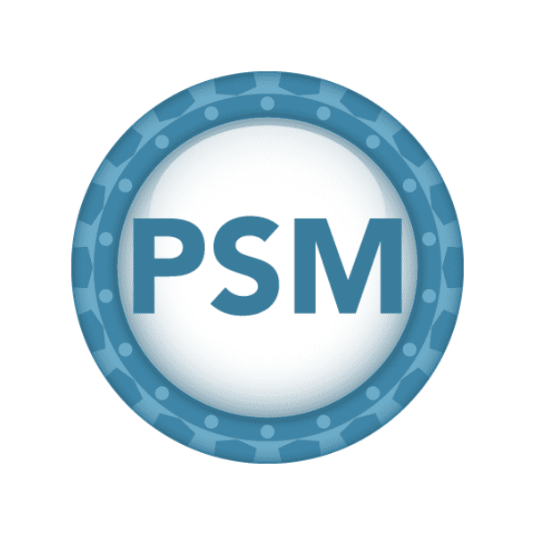 PSM logo - project management certification guide