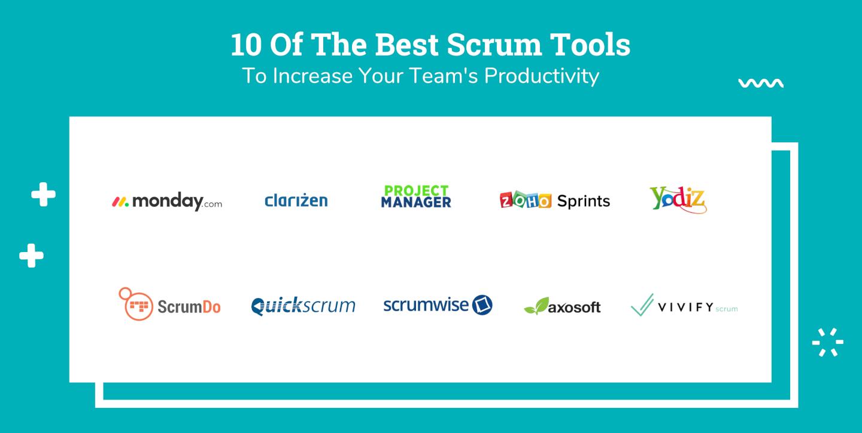 Scrum Tools - Logo Soup