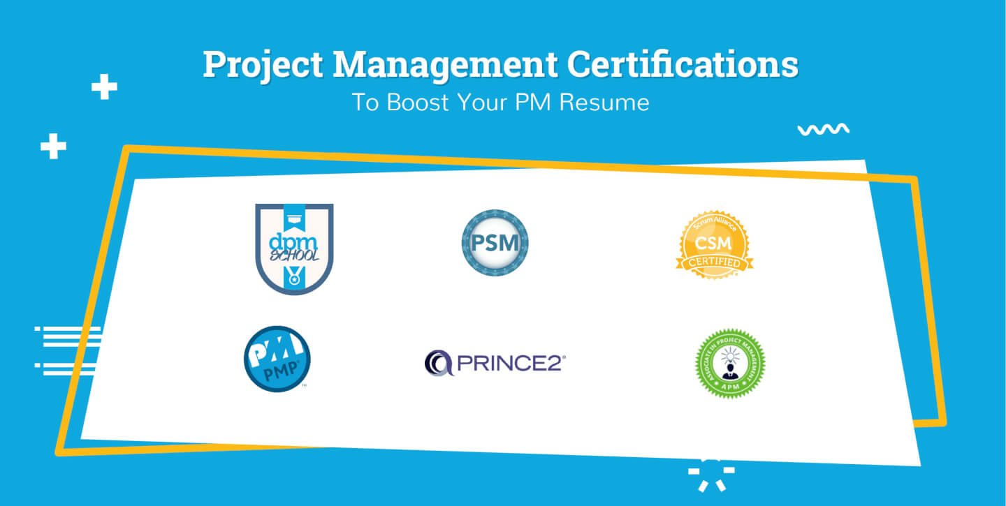 how to become a project manager project management certifications