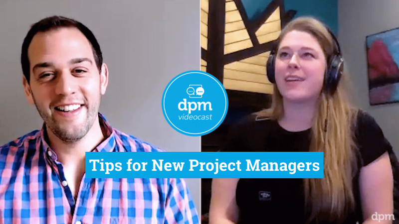 Videocast 3 - Tips for new PMs