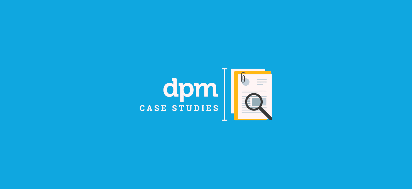 DPM Case Study: Managing a 2-Week Project