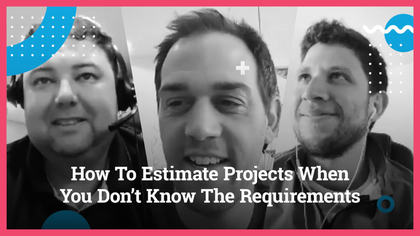 Graphic Of How To Estimate Projects