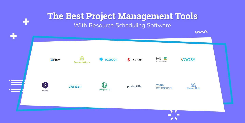 2019's Best Resource Scheduling Software Tools - The Digital