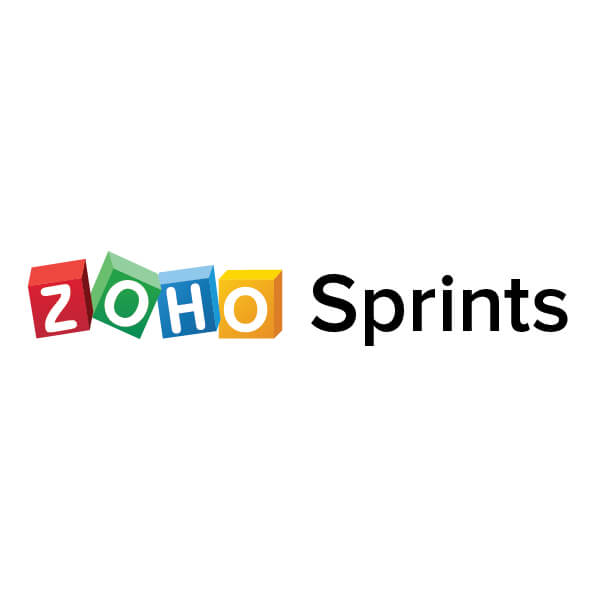 Zoho Sprints logo - 10 Best Agile Tools For Managing Projects In 2021