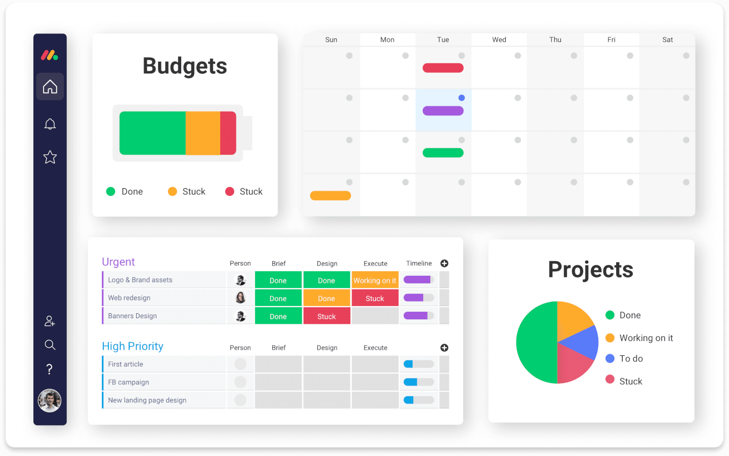 What Is monday.com? Discover The Work OS For Teams - The Digital Project  Manager