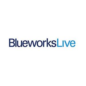 IBM Blueworks Live logo - Top 10 BPMS (Business Process Management Systems) In 2020