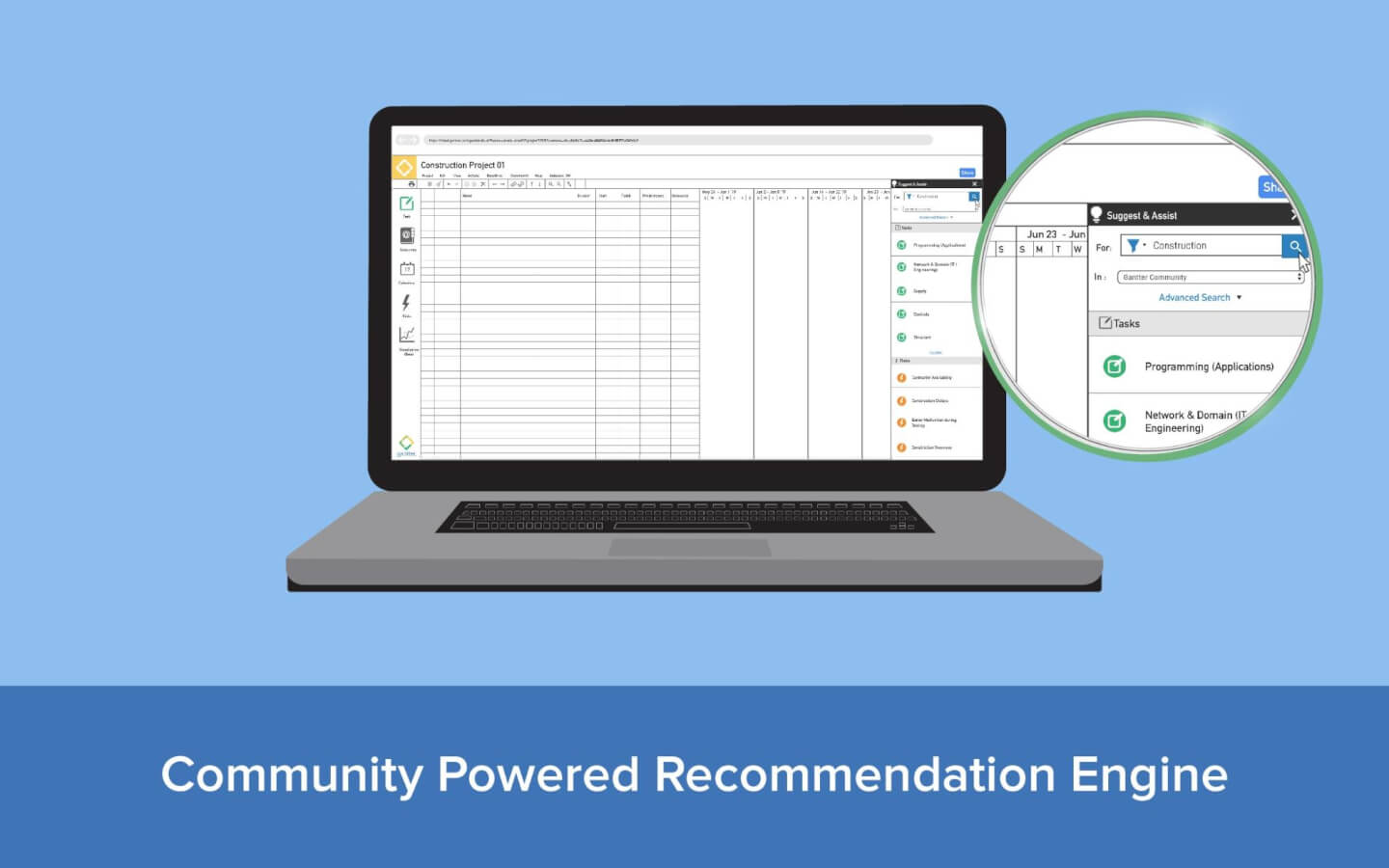 Community powered recommendation engine image