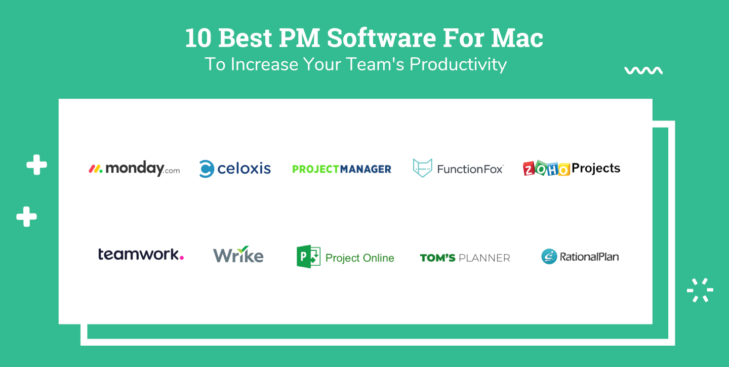 PM Software for MAC