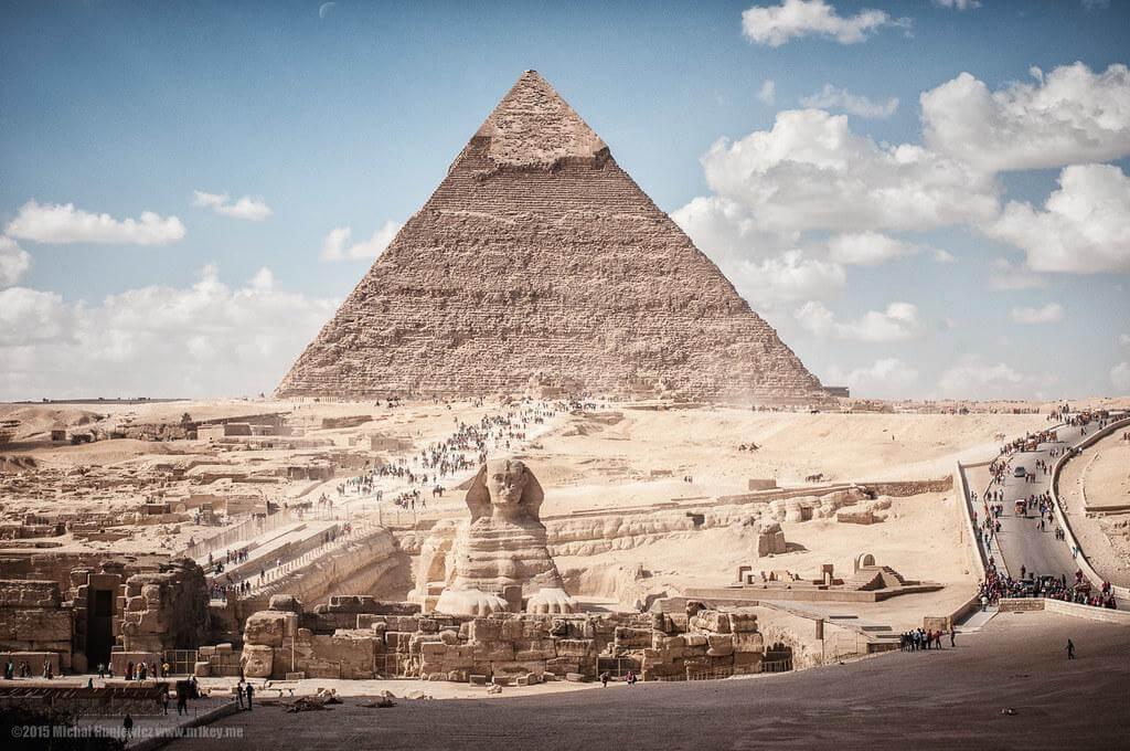The Great Pyramid of Giza image