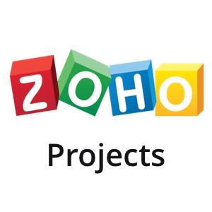 Zoho Projects logo - Lista Completa de los Mejores Software para Gestión de Portafolios de Proyectos