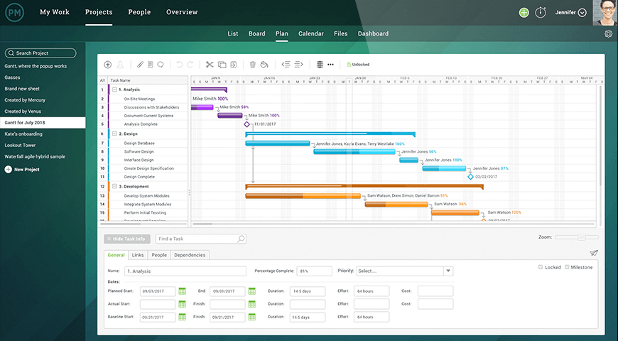 ProjectManager.com screenshot - The 10 Best Project Management Software For Mac in 2020