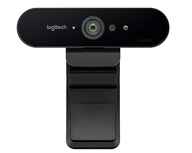 Logitech Brio Webcam screenshot