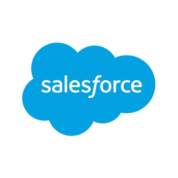 Salesforce logo - Les 10 meilleurs GRC pour les petites entreprises en 2020