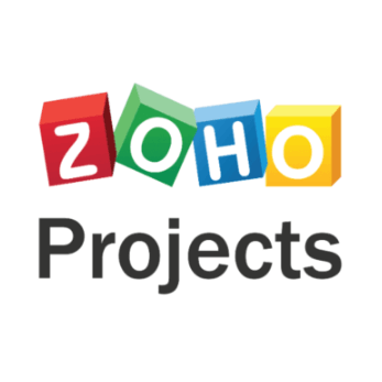 Zoho Projects logo - Optimiere deinen Workflow: Die 10 besten Kanban-Tools 2020 (Trello Alternativen)