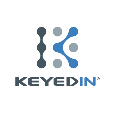 KeyedIn logo - 10 Best Visual Project Management Software Of 2020