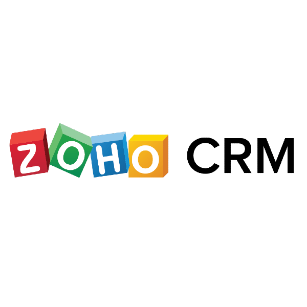Zoho CRM logo - 10 Best CRM Software For Small Business in 2020