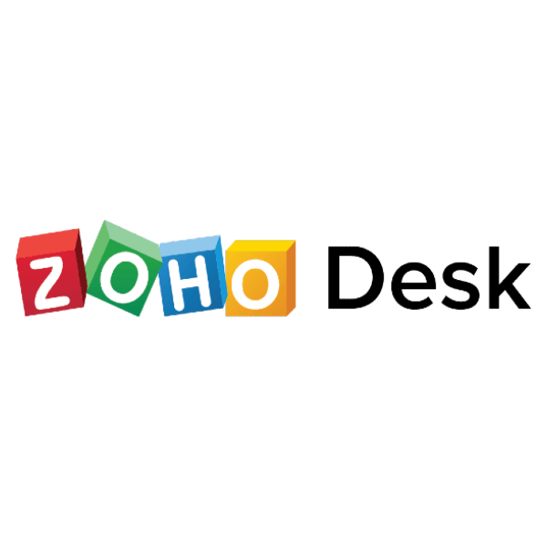 Zoho Desk logo - 10 Best Help Desk Software, Service Desks & Ticketing Systems 2021