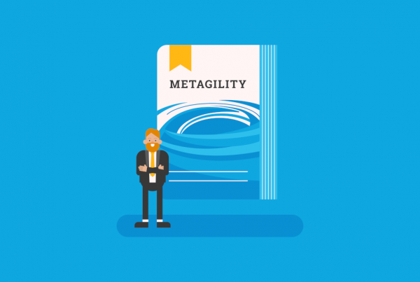 why i wrote the book metagility featured image
