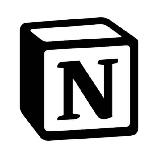 Notion logo - 10 Best Project Management Software For Small Business