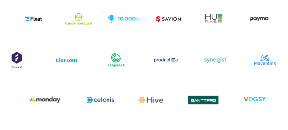 logos of partners of The Digital Project Manager