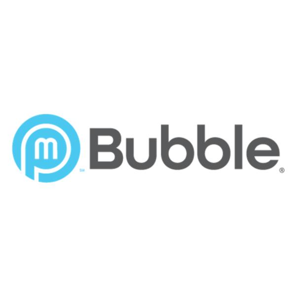 Bubble logo - 10 Best PPM Tools List Of 2021