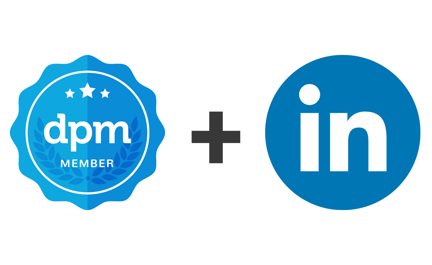 DPM Membership LinkedIn & Badge