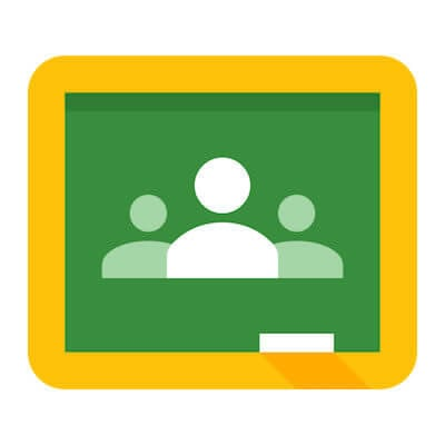 Google Classroom logo - 10 Best Learning Management Systems For 2021: Comparison