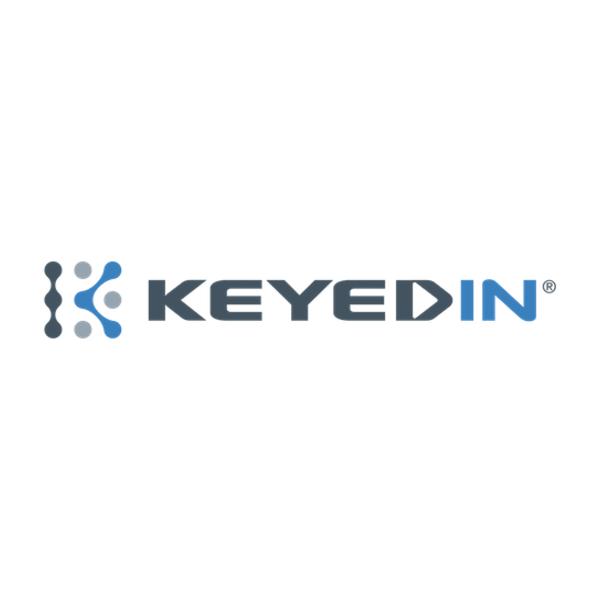 KeyedIn logo - Lista Completa de los Mejores Software para Gestión de Portafolios de Proyectos