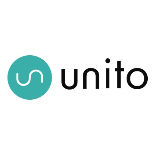 Unito logo - Steigere die Effizienz deines Teams: Die beste Workflow Management System 2020