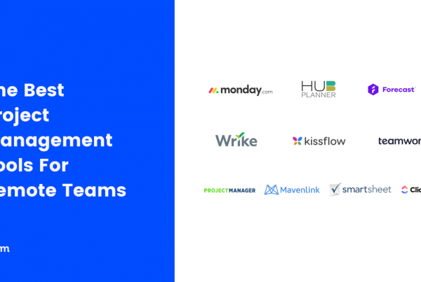 Best Project Management Tools For Remote Teams In 2021 Featured Image