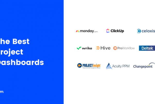 Best Project Dashboard Software And Tools For 2021 Featured Image