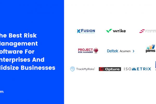 Best Risk Management Software For Enterprises And Midsize Businesses Featured Image