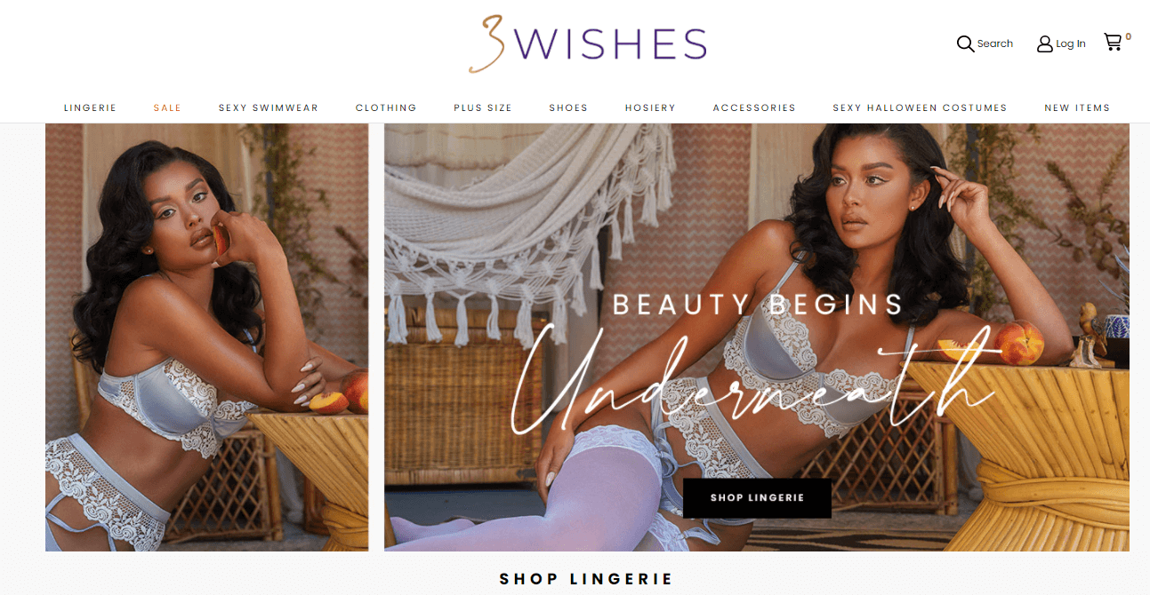 Image of Lingerie Store