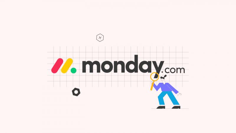 Monday.com screenshot for in-depth review