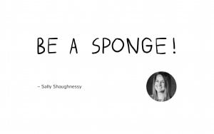 Best Advice For New PMs Sally