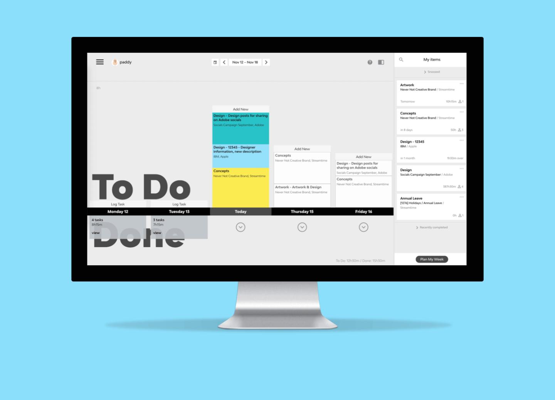 Streamtime screenshot - 10 Best Creative Agency Project Management Software [2021]
