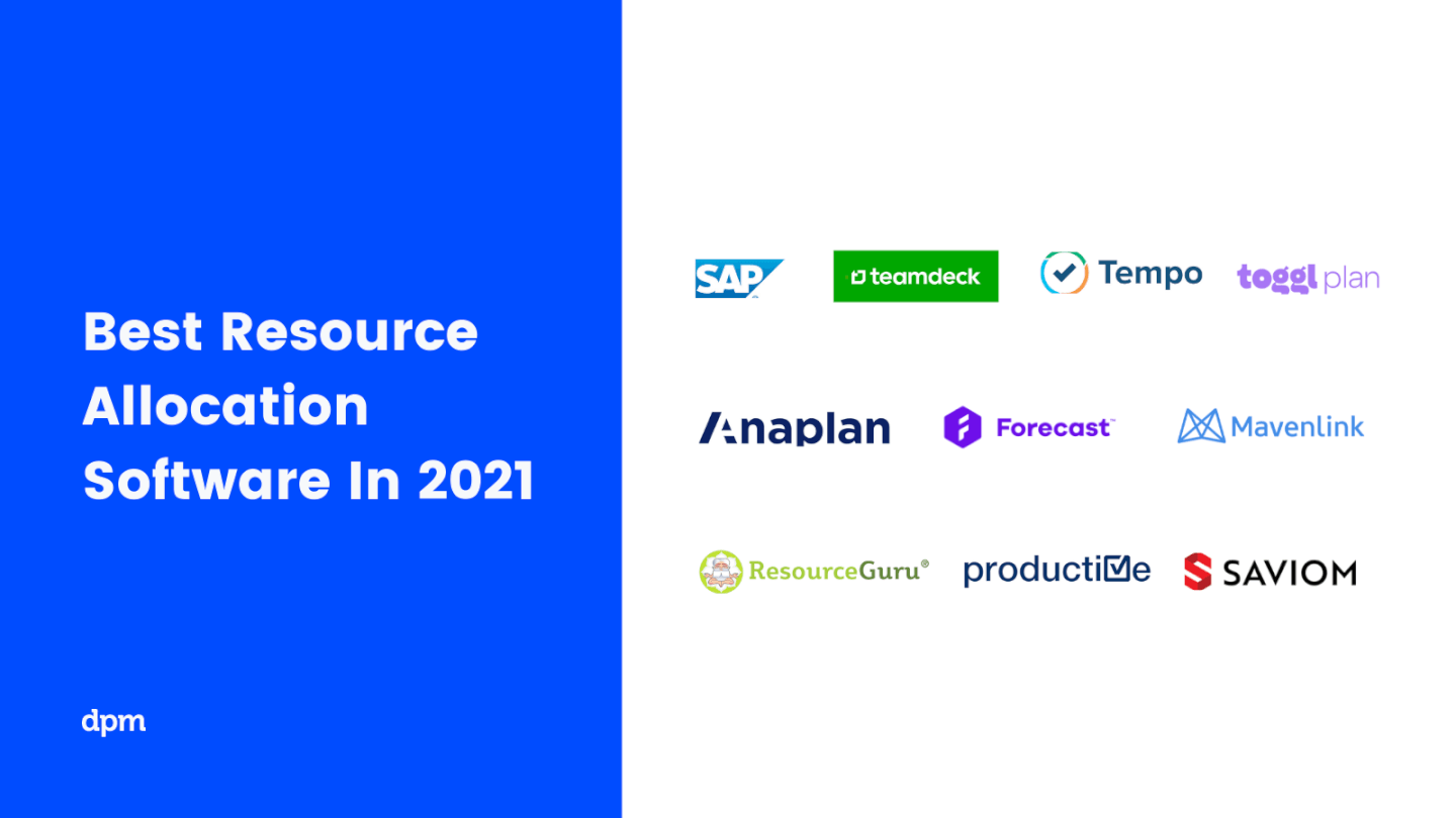 Resource Allocation Software In 2021
